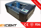 Es-5030 самонаводят сделанный миниый гравировальный станок лазера CNC