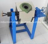Mittelfrequenzmagnesiumoxyd-Tiegel-Induktionsofen für Eisen-Stahl