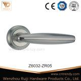 Замок ручки рукоятки нутряной двери сплава цинка алюминиевый (z6028-zr05)