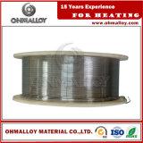 Fil de pulvérisation thermique Ni95al5 d'alliage d'aluminium de nickel pour la couche en esclavage