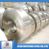 Bande 409 d'acier inoxydable matériau de 410 pentes en stock