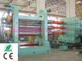 Calendrier en caoutchouc Equipmentxy-1400 de 3 de rouleau de calendrier Rolls de la machine 3