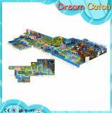 子供の柔らかい屋内Playgroundrの運動場のプラスチックPlaysets