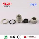 Type de pg en plastique Nylon Gland de câble, IP68 Boîte de jonction étanche Gland de câble