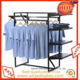 Système de crémaillère d'acier inoxydable pour des vêtements