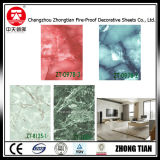 Hoja de mármol del Formica HPL del color