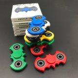 Spinner OEM Service China Juguete de mano 608 Ceramic Bearing Latón de mano Spinner Fidget Fidget Spinner ABS