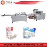 Máquina de embalagem Multi-Function automática da fileira da fileira dois do copo de papel um