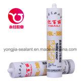 Sealant силикона стеклянного клея проекта напольный уксусный (YBL-380)