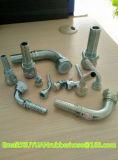 Boyau en caoutchouc hydraulique flexible du pétrole SAE100r3 à haute pression spiralé