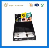 Caja de presentación de empaquetado contraria de la impresión de encargo de la fábrica (estante de visualización del papel acanalado)