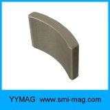 De uitstekende kwaliteit Gesegmenteerde Magneet van het Kobalt van het Samarium van de Magneet van de Boog