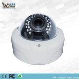 câmera do CCTV do IP da rede da abóbada de Fisheye IR da lente de 1.3MP 2.8-12mm para a segurança Home