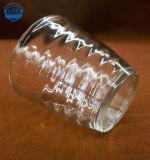 265ml loodvrije Transparante Hoogte - de Kop van de Staaf van het Eind, de Kop van de Whisky, de Kop van de Diamant, het Glas van de Rode Wijn van het Glas