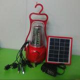 Im Freien bewegliches Solar-LED-nachladbares kampierendes Laterne-Licht