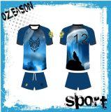Camicia di polo su ordinazione di rugby Jersey
