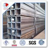 Tubo rectangular del acero del ms carbón de A106 20*30*2m m