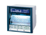 Registrador de la temperatura del registrador de carta del papel del tipo de tela de algodón Ah4000