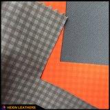 Diseños sintetizados del cuero de la PU de la manera para los rectángulos de regalo de la guarnición de la caja del teléfono que alinean Hx-0716