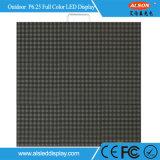 Alquiler P6.25mm al aire libre Pantalla LED con el CE, RoHS, FCC