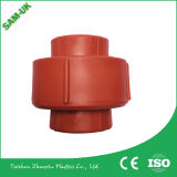 2015 Hotsale Plastic Pipe Fittings PP Feminino Redutor