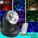 Licht van nieuwe Mini RGB Bewegende Hoofd Lichte LEIDEN van de Straal het Magische DJ van de Bal Lichte