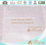 Comforter svizzero della trapunta di Microfibre del PUNTINO del tessuto 250tc del jacquard di prezzi di fabbrica di gloria del san