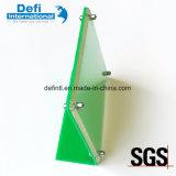 Projeto especial frame vermelho/verde de retrato acrílico