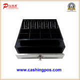 410 registo de dinheiro 5 das moedas novas das contas 8 Rj11/gaveta/caixa duráveis para sistemas da posição do toque