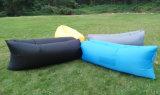 普及した耐久の正方形の膨脹可能な空気ソファーの寝袋不精な袋(L097)