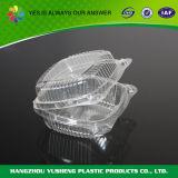 Récipients en plastique transparents clairs remplaçables en gros