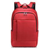 Forte sacchetto di nylon impermeabile dello zaino del computer portatile di Bagpack di affari delle donne di qualità unica all'ingrosso per 14 15 15.6 17inch