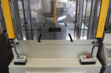 Máquina cortando do molde hidráulico