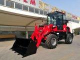 Затяжелитель колеса малого миниого заграждения Jcb Ce Китая Zl16 EPA телескопичный аграрный