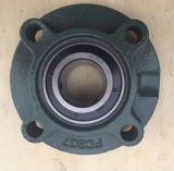 Компоненты опорного подшипника скольжения подушки стальные промышленные (FC207)