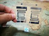 Virutas de la identificación de RFID que almacenan la etiqueta engomada de la frecuencia ultraelevada Impinj Mr6 de la etiqueta de la escritura de la etiqueta para el seguimiento de la ropa