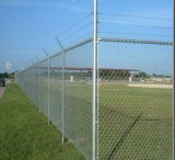 Гальванизированная сетка загородки