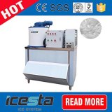 Flocken-Eis-Maschine 1 Tonnen-/Tag mit Eisspeicher-Sortierfach