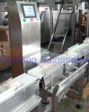 Examiner la machine de peseur pour assurer les modules de sucrerie