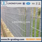 Rejillas galvanizadas del acero para el suelo de la plataforma de la estructura de acero