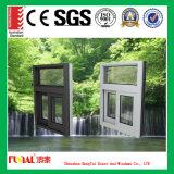Finestra di scivolamento di alluminio di risparmi di energia con vetro Basso-e