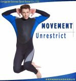 Men Neoprene Commercial Flexible Freeding Diving Surfing Suit