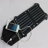 7W 5V Sunpower aufladensatz-Sonnenkollektor