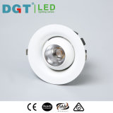 50W調節可能でよい脱熱器LED穂軸によって引込められるスポットライト