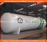 120 бак для хранения топливозаправщика 60mt M3 LPG навальный для Нигерии