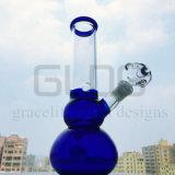 Waterpijp van het Glas van de Kamer 10inch van de Recycleermachine van de Draaikolk van Perc van het vat de Dubbele met de Prijs van de Fabriek