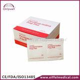Tampone antisettico medico di Bzk dell'alcool del pronto soccorso di Steriled