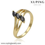 Modo 14365 e disegni naturali dell'anello di oro per le ragazze con la pietra