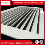 Ventilation Aluminium Échappement Simple déflection Grille d'air