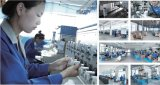 Levantar el motor eléctrico del fabricante de la leche de soja de la puerta 12-24V PMDC